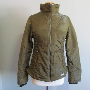 SPYDER Green Geared Jacket Women's Size Medium